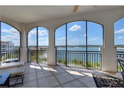 Miromar Lakes FL Condo/Townhouse Sold: $875,000