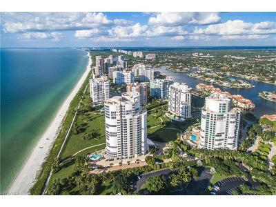 Naples Condo/Townhouse For Sale: 4351 Gulf Shore Blvd N #4N