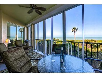 Condo/Townhouse For Sale: 265 Barefoot Beach Blvd #203
