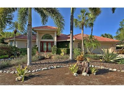 Naples Single Family Home For Sale: 1803 Imperial Golf Course Blvd