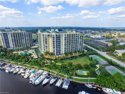 North Star Yacht Club Condo/Townhouse For Sale: 3414 Hancock Bridge Pky #308