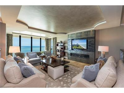 Bay Shore Place Condo/Townhouse Sold: 4301 Gulf Shore Blvd N #902