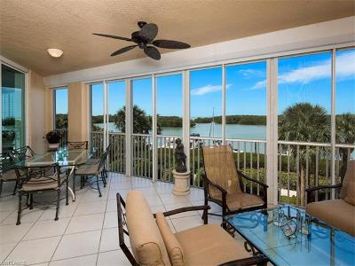 Collier County Condo/Townhouse For Sale: 435 Dockside Dr #B-302