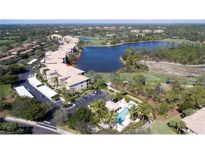 Estero Condo/Townhouse For Sale: 4620 Turnberry Lake Dr #201