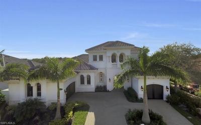 Naples Single Family Home For Sale: 3815 Isla Del Sol Way
