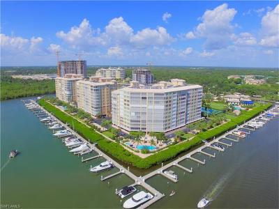 Collier County Condo/Townhouse For Sale: 425 Dockside Dr #803