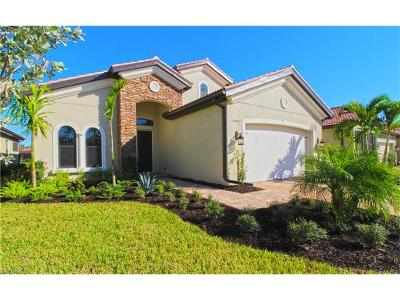 Naples Single Family Home For Sale: 14441 Tuscany Pointe Trl
