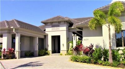 Collier County Single Family Home For Sale: 6125 Sunnyslope Dr