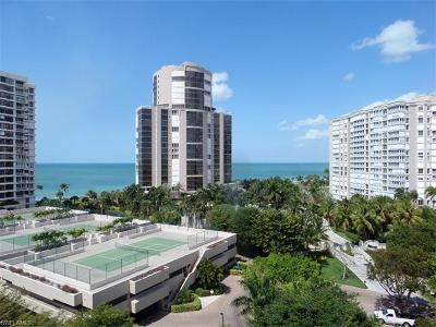 Bay Shore Place Condo/Townhouse Sold: 4255 Gulf Shore Blvd N #707