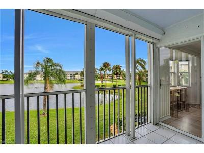 Estero Condo/Townhouse For Sale: 20121 Ian Ct #206