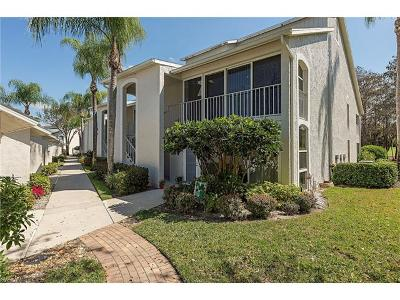 Naples Condo/Townhouse For Sale: 446 Country Hollow Ct #G206