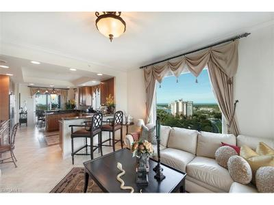 Naples Condo/Townhouse For Sale: 455 Cove Tower Dr #1504