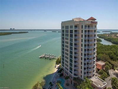 Fort Myers Beach Condo/Townhouse For Sale: 8771 Estero Blvd #1007