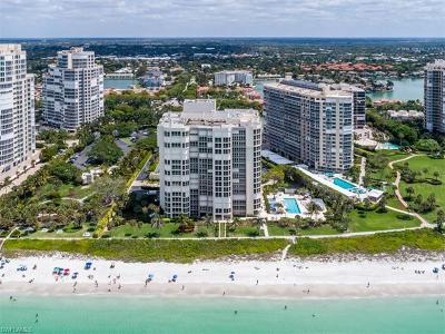 Condo/Townhouse Sold: 4051 Gulf Shore Blvd N #PH105