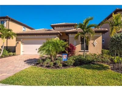 Naples Single Family Home Pending With Contingencies: 14339 Tuscany Pointe Trl