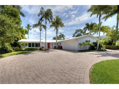 Aqualane Shores Single Family Home For Sale: 1707 3rd St S