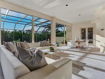 Naples, Marco Island Single Family Home For Sale: 8057 Via Vecchia