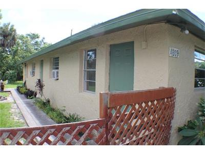 Goodland, Marco Island, Naples, Fort Myers, Lee Multi Family Home For Sale: 4609 Orchard Ln
