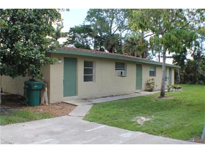 Goodland, Marco Island, Naples, Fort Myers, Lee Multi Family Home For Sale: 4603 Orchard Ln