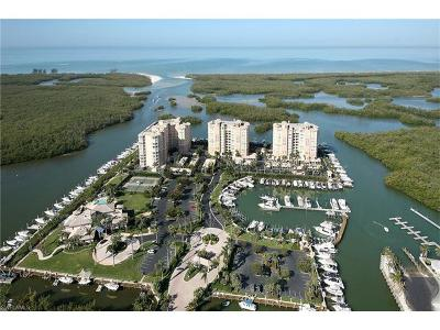 Collier County Condo/Townhouse For Sale: 445 Dockside Dr #B-902