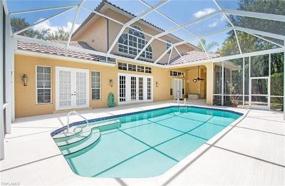 Collier County Single Family Home For Sale: 5831 Cinzano Ct
