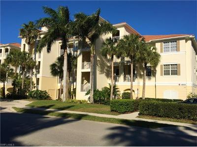 Naples Condo/Townhouse For Sale: 4843 Hampshire Ct #207