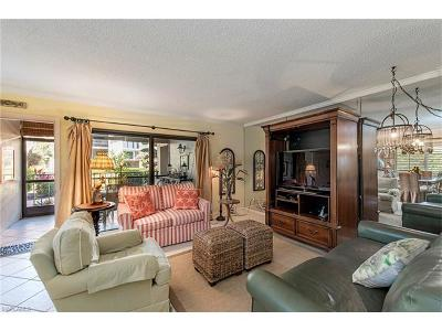 Bordeaux Club Condo/Townhouse Sold: 2900 Gulf Shore Blvd N #111