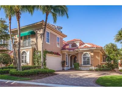 Naples FL Single Family Home For Sale: $3,295,000