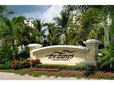Naples Condo/Townhouse Sold: 315 Dunes Blvd #805