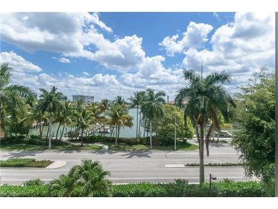 Condo/Townhouse For Sale: 4031 Gulf Shore Blvd N #4E