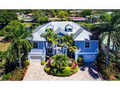 Bonita Springs Single Family Home Pending With Contingencies: 27081 Flamingo Dr