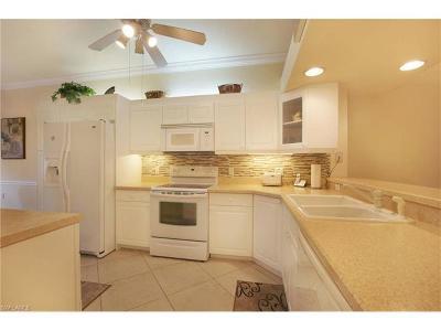Naples Condo/Townhouse For Sale: 2390 Bayou Ln #11
