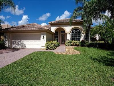 Naples Single Family Home For Sale: 8908 Mustang Island Cir
