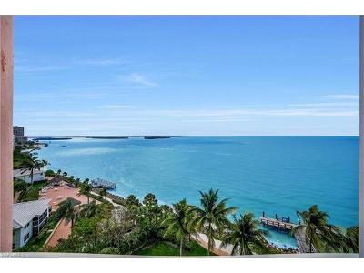 Marco Island Condo/Townhouse Pending With Contingencies: 1000 S Collier Blvd #803