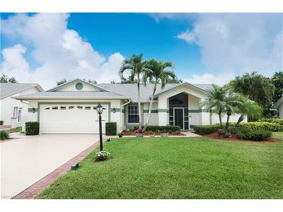 Naples  Single Family Home For Sale: 130 Estelle Dr