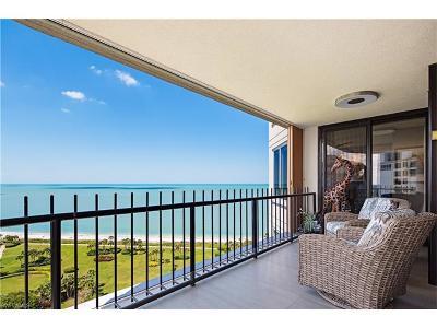 Condo/Townhouse Sold: 4251 Gulf Shore Blvd N #19C