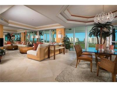 Naples Condo/Townhouse Sold: 295 Grande Way #403