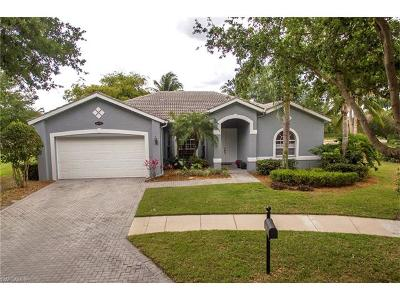 Single Family Home Pending With Contingencies: 14476 Jekyll Island Ct