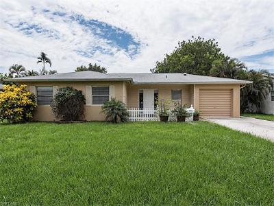 Naples FL Single Family Home For Sale: $259,000