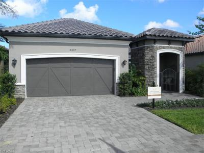 Naples FL Single Family Home Sold: $706,169