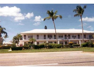 Marco Island Condo/Townhouse Pending With Contingencies: 190 N Collier Blvd #K5