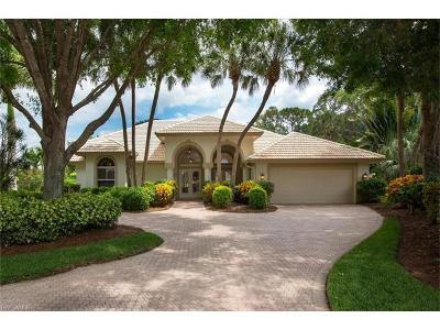 Bonita Springs Single Family Home For Sale: 3061 Laurel Ridge Ct
