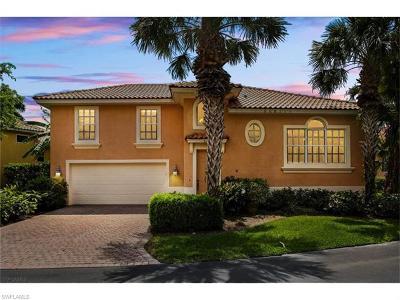 Bonita Springs Single Family Home For Sale: 9162 Brendan Preserve Ct