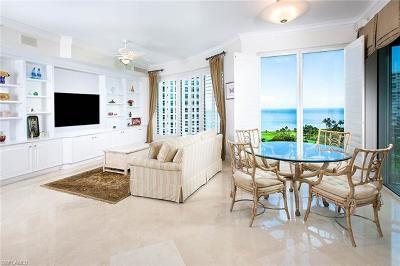 Condo/Townhouse Sold: 4151 Gulf Shore Blvd N #1003