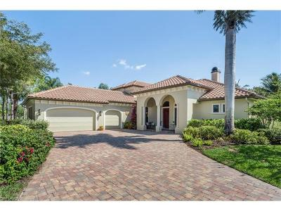 Naples Single Family Home For Sale: 5940 Strand Blvd