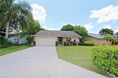 Collier County Single Family Home For Sale: 1388 Monarch Cir