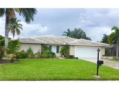 Naples Single Family Home For Sale: 111 Pebble Beach Blvd