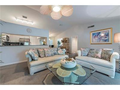 Bonita Springs Condo/Townhouse For Sale: 4211 Lake Forest Dr #724