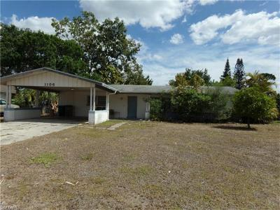 Cape Coral Single Family Home For Sale: 1106 NE Pine Island Ln