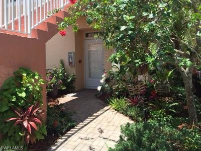 Collier County Condo/Townhouse For Sale: 2380 Bayou Ln #5